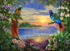 Birds of Paradise - 500pc Large Format Jigsaw Puzzle By Ravensburger