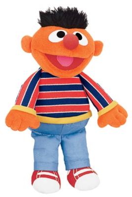 Ernie - 11'' Sesame Street by Gund