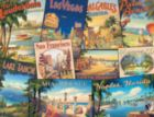 Vintage Vacations - 2000pc Jigsaw Puzzle By Ravensburger