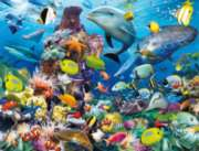 Underwater - 2000pc Jigsaw Puzzle By Ravensburger