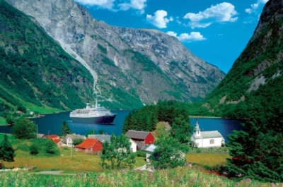 Fascinating Norway - 3000pc Jigsaw Puzzle By Ravensburger
