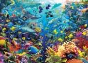 Underwater Paradise - 9000pc Jigsaw Puzzle By Ravensburger