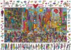James Rizzi: Times Square - 1000pc Jigsaw Puzzle By Ravensburger