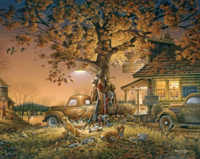 Twilight Time - 1000pc Jigsaw Puzzle By White Mountain