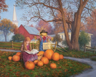 Hard Jigsaw Puzzles - Pumpkins for Sale