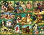 Jigsaw Puzzles - Little Rascals