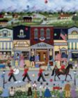 Home Town Parade - 1000pc Jigsaw Puzzle By White Mountain