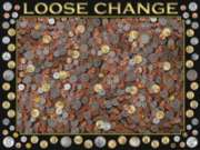 Loose Change - 550pc Jigsaw Puzzle By White Mountain