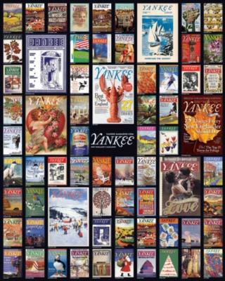 Jigsaw Puzzles - Yankee Magazine Collage