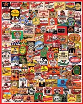 Cheers! - 1000pc Jigsaw Puzzle By White Mountain