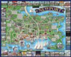 Newport, RI - 1000pc Jigsaw Puzzle By White Mountain