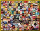 Matchbooks - 1000pc Jigsaw Puzzle By White Mountain