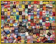 Jigsaw Puzzles - Matchbooks
