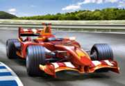 Racing Car - 260pc Jigsaw Puzzle by Castorland
