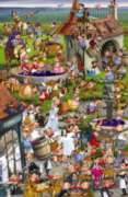 Ruyer: Story of Wine - 1000pc Jigsaw Puzzle by Piatnik