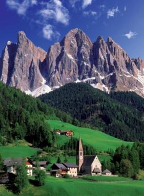 Jigsaw Puzzles - Dolomites