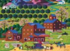 Plum Valley - 1000pc Jigsaw Puzzle By Buffalo Games