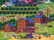 Jigsaw Puzzles - Plum Valley