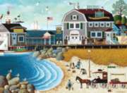 Clammers at Hodge's - 1000pc Jigsaw Puzzle By Buffalo Games