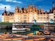 Jigsaw Puzzles - Chateau de Chambord, France