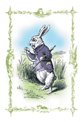 Jigsaw Puzzles To Buy - Alice In Wonderland: The Rabbit
