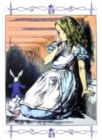 Alice In Wonderland: Alice and the White Rabbit - 513pc Jigsaw Puzzle