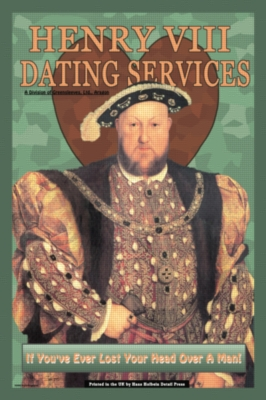 Henry VIII Dating Services - 513pc Jigsaw Puzzle