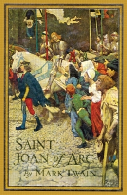 Joan of Arc - 513pc Jigsaw Puzzle