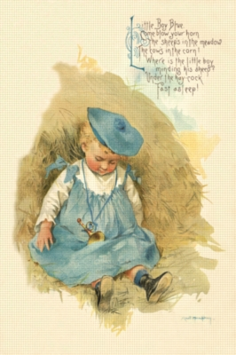 Little Boy Blue - 513pc Jigsaw Puzzle