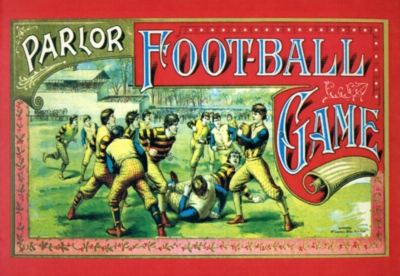 Jigsaw Puzzles - Parlor Football Game