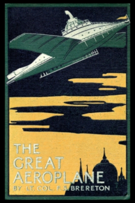 The Great Aeroplane - 513pc Jigsaw Puzzle