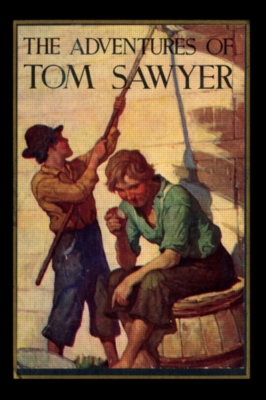 Tom Sawyer - 513pc Jigsaw Puzzle