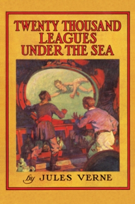 Twenty Thousand Leagues - 513pc Jigsaw Puzzle