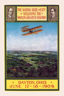 Wright Brothers - 513pc Jigsaw Puzzle