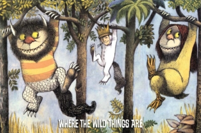 Culturenik - Where the Wild Things Are Jigsaw Puzzle by Culturenik