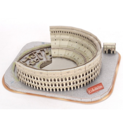 Colosseum - 84pc 3D Jigsaw Puzzle by Daron