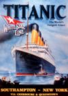 Titanic 100th Anniversary: Titanic, White Star Line - 1000pc Jigsaw Puzzle by Masterpieces