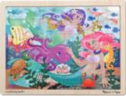 Mermaid Fantasea - 48pc Jigsaw Puzzle By Melissa & Doug