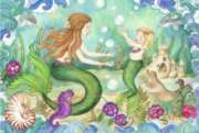 Melissa and Doug Floor Puzzles - Mermaid Playground
