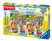 Highlights� - Lemonade Stand - 60pc Jigsaw Puzzle By Ravensburger