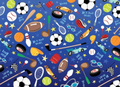 Sports Galore - 100pc Jigsaw Puzzle By Ravensburger