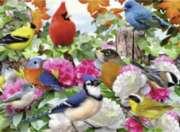 Ravensburger Jigsaw Puzzles - Garden Birds