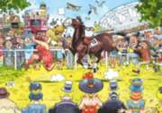 WASGIJ: Ride like the Wind - 1000pc Jigsaw Puzzle By Ravensburger