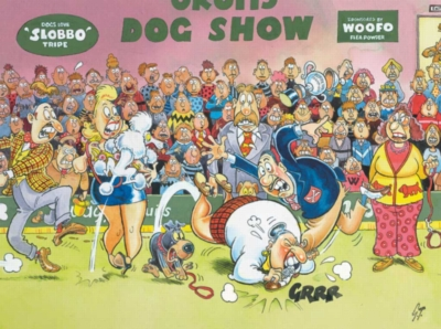 WASGIJ Mystery: Dog Show - 1000pc Jigsaw Puzzle By Ravensburger