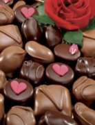Chocolate Sweethearts - 36pc Large Format Jigsaw Puzzle by Springbok