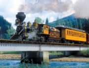 Durango Express - 36pc Large Format Jigsaw Puzzle by Springbok