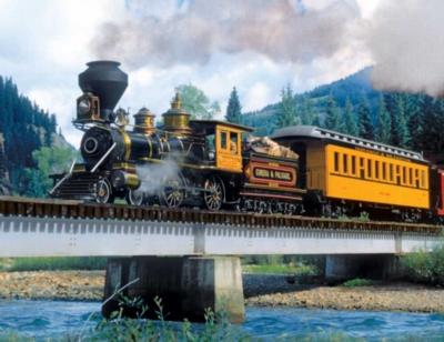 Springbok Large Format Jigsaw Puzzles - Durango Express