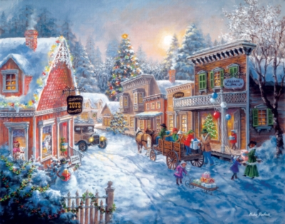 Good Old Days - 6000pc Jigsaw Puzzle By Sunsout