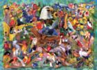 Birds of the World - 1500pc Jigsaw Puzzle By Sunsout