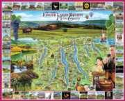 Jigsaw Puzzles - Finger Lakes Region, NY